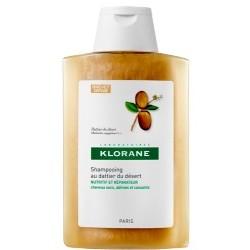 Klorane Shampoo Al Dattero Del Deserto per capelli secchi 200 Ml