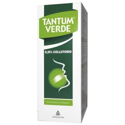 Angelini Tantum Verde Collutorio Antinfiammatorio 0,15% 240 ml