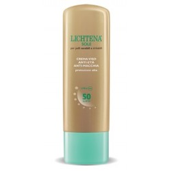 Giuliani Lichtena Sole Crema Viso Antieta' Antimacchia Spf50 50 Ml