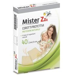 Inuvance Mister Z Patch Antizanzara 40pz