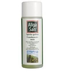 Naturwaren Allgasan Spirito Gallico 250 ml per crampi muscolari