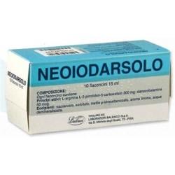 Laboratori Baldacci Neoiodarsolo Soluzione Orale 10 Flaconcini 15 ml