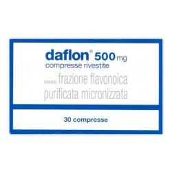 Servier Italia Daflon 30 Compresse 500 mg