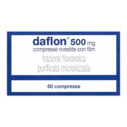 Servier Italia Daflon 60 Compresse 500 mg