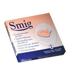 Ian Smig Cuscinetto Dentiere 2 Pezzi