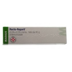 Meda Rectoreparil Crema Rettale 40 G 0,5% + 4,5%