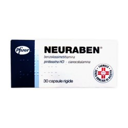 Pzifer Neuraben 30 Capsule 100 mg