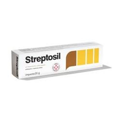 Cheplapharm Streptosil Neomicina Unguento Dermatologica 20 g 2% + 0,5%