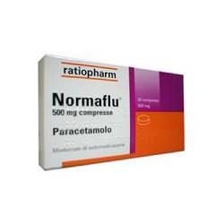Zentiva Normaflu 20 Compresse 500 mg