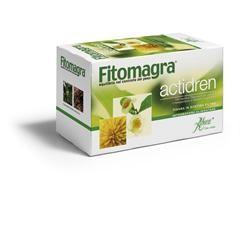 Aboca Società Agricola Fitomagra Actidren 20 Filtri 36 G