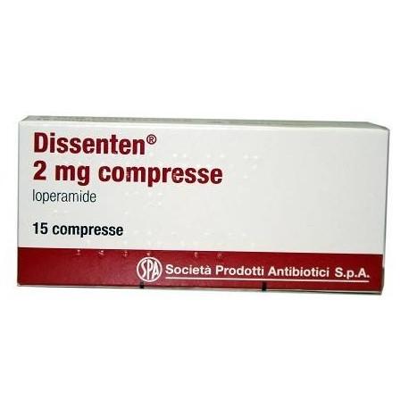 Soc. Pro. Antibiotici Dissenten 15 Compresse 2 mg