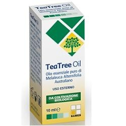 Named Tea Tree Oil Melaleuca 10 Ml
