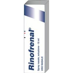 Teofarma Rinofrenal Soluzione Rinol 15 Ml