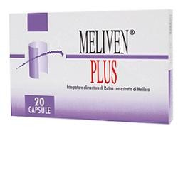 Natural Bradel Meliven Plus 20 Capsule