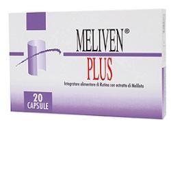 Natural Bradel Meliven Plus 20 Capsule Microcircolo