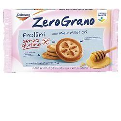 Galbusera Zerograno Biscotti Frollini Senza Glutine 260 g