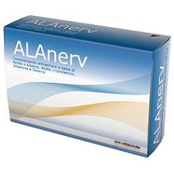 Alfasigma Alanerv 920 mg 20 Capsule Integratore