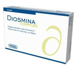 Euronational Diosmina Complex 15 Perle