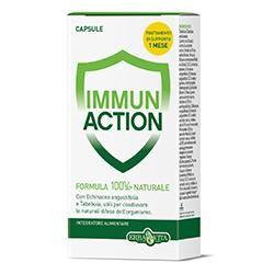 Erba Vita Immun Action Nuovo 60 Capsule