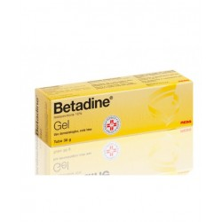 Meda Betadine Gel 30 g 10 %