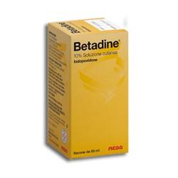 Meda Betadine Soluzione Cutanea 50 ml 10%