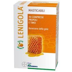Coswell Lenigola Masticabili Arancia 40 Compresse