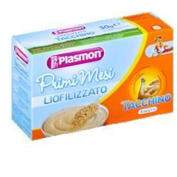 Plasmon Liofilizzato Tacchino 10 g x 3 Pezzi Offerta Speciale