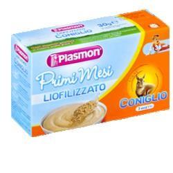 Plasmon Liofilizzato Coniglio 10 g x 3 Pezzi Offerta Speciale