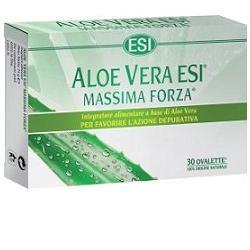 Esi Aloe Vera Massima Forza 30 Ovalette