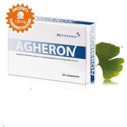 Pl Pharma Agheron 20 Compresse