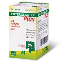 Sofar Enterolactis Plus 20 Capsule Flora Batterica Intestinale