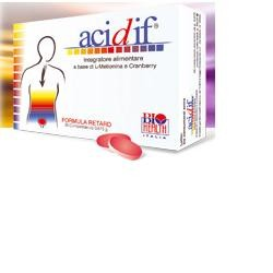 Biohealth Acidif 30 Compresse