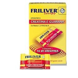 Dompe' Friliver Energy Creatina Guarana 20 Tavolette