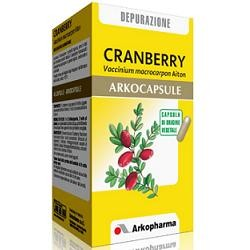Arkofarm Cranberry Arkocapsule 45 Capsule