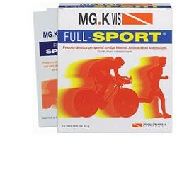 Pool Pharma Mgk Vis Full Sport 10 Bustine