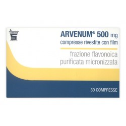 Stroder Arvenum 30 Compresse 500 mg
