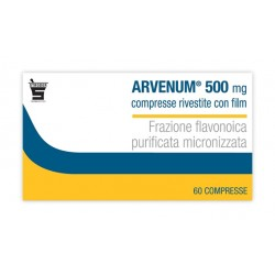 Stroder Arvenum 60 Compresse 500 mg