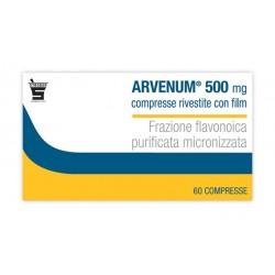 Stroder Arvenum 60 Compresse 500 mg