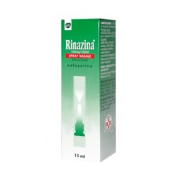 Glaxosmithkline C.Healt. Rinazina Spray Nasale 15 ml Decongestionante