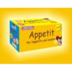 Abi Appetit Integratore Bambini 10 Fiale 10 G