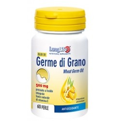 Longlife Olio Germe Grano 60 Perle