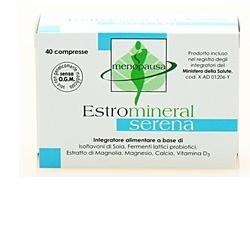 Meda Estromineral Serena 40 Compresse Integratore per Menopausa