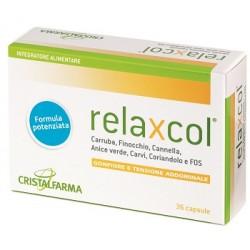 Cristalfarma Relaxcol 32 Capsule
