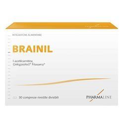 Pharma Line Brainil 30 Compresse Funzioni Cognitive