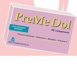 Abi Pharmaceutical Premedol 330mg 30 Compresse