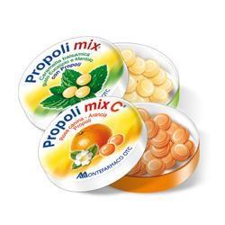 Montefarmaco Propoli Mix Arancia 30 Caramelle