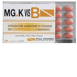 Pool Pharma Mgk Vis B 20 Compresse