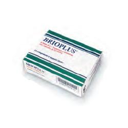Piam Farmaceutici Brioplus 14 Compresse Bifasiche Integratore
