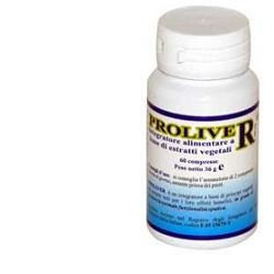 Herboplanet Proliver 60 Compresse