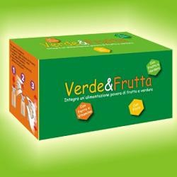 Abi Pharmaceutical Verde & Frutta Bambini 10 Fiale 10 ml